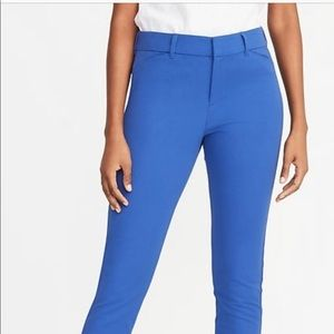 "Old navy pixie pants ""blue my mind"" nwt size 8"